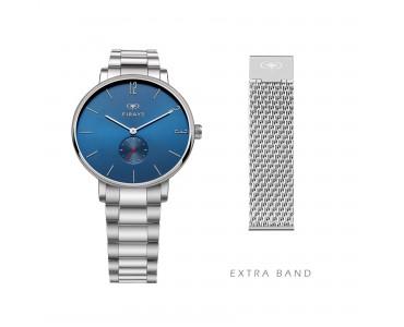 FIRAYS Men's Watches   Sapphire Glass   Surgical Grade Stainless Steel   Japanese Quartz Movement   42mm