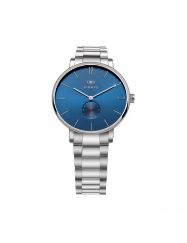 FIRAYS Men's Watches | Sapphire Glass | Surgical Grade Stainless Steel | Japanese Quartz Movement | 42mm